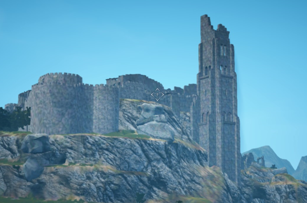 Black desert Cron castle