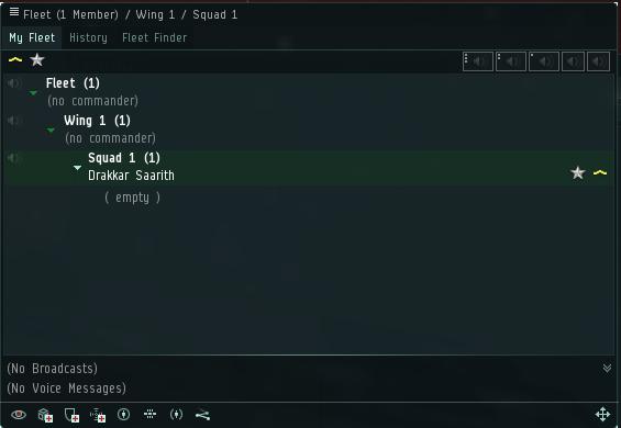 Eve Online Fleet Mining