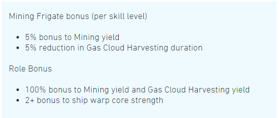 Eve Online gas harvesting guide venture